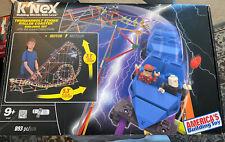 K'nex Thunderbolt Strike Roller Coaster Building Set large