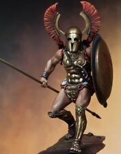 Tin Soldier, museum, Spartan Hoplite, Warrior, Battle, Greco Persian Wars, 75mm