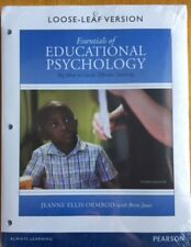 Essentials of Educational Psychology by ORMOND LL version