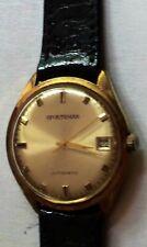Vintage Men's Sportsman Automatic Watch w/ Date Window - Runs Well