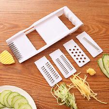 Creative 5 in 1 Adjustable Vegetable Fruit Slicer Dicer Chopper Nicer Grater KIT