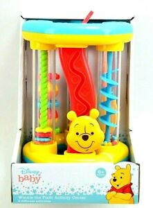 Disney Baby  Winnie The Pooh Activity Center 8 Different Activities New in box