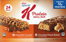 Kellogg's Special K Protein Meal Bars (24 - 1.59 oz Bars) 10g Protein & 5g Fiber