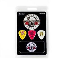 Jim Dunlop JD-GNR002 Guns 'N' Roses 6 Tortex Pick Tin Plectrums