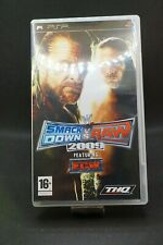 Playstation Portable PSP  Games | Smack Down vs. Raw 2009