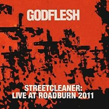 Streetcleaner: Live At Road 2011 - Godflesh (2017, CD NEUF)