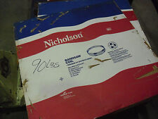 "Nicholson 150 Ft  Coil Of 2"" x 2-3 Tooth x.063"" Bi-Metal Bandsaw Blade Stock"