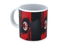 AC Milan Fc Noir Rouge Big Jumbo FOOTBALL CREST Ventilateur Coffret Cadeau Tasse