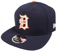 New Era Detroit Tigers Cooperstown Classics Navy Snapback Cap 9fifty Limited New