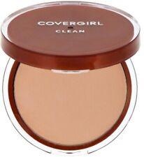 Covergirl Clean Pressed Powder, 135 Medium Light New Sealed