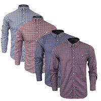 Tokyo Laundry Designer Homme coton boutonné Casual Polo T-shirt Top 1X9631