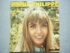 Annie Philippe 45Tours EP vinyle Mes Amis Mes Copains