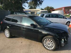 2013 Ford Mondeo Zetec Business CDN Accident Damage Salvage