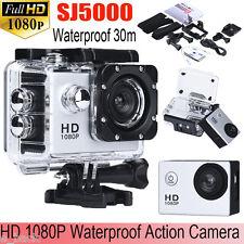 SJ5000 Full HD 1080P DV Action Sports Camcorder Recorder Car Waterproof Camera
