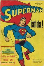 Superman 1966/ 1 (Z2-), Ehapa