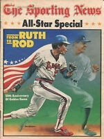 THE SPORTING NEWS ALL-STAR SPECIAL - 50TH ANNIVERSARY