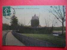 BOIS DE BOULOGNE  :  Le Moulin de Longchamp.........VO.1911.