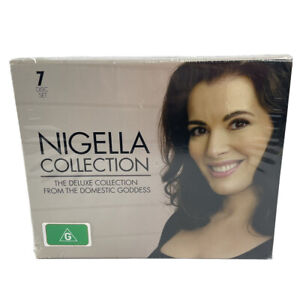 Nigella Collection DVD Box Set 7-Disc Deluxe Limited Edition Nigella Lawson NEW