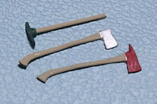 Berkshire Valley Models O/On3/On30, 1/48 Axes - 2 Styles, 6 per package - #579