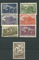 German Third Reich Stamp --   Axis Bulgaria - WAR SCENES  Lot