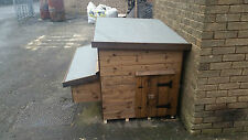 wooden chicken hen house coop good quality