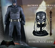 BATMAN VS SUPERMAN Dawn of Justice Batman With Tech COWL MMS342S Special Edition
