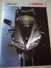 Yamaha YZF1000 R1 sales brochure