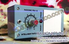 The Radionics PSI-1 Intelligent black Box™ + Psionics Amplifier™