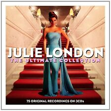JULIE LONDON - ULTIMATE COLLECTION 3 CD NEUF