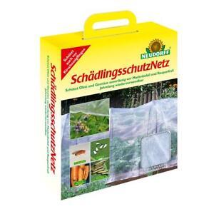 NEUDORFF Schädlingsschutz Netz-Schutznetz Insektenschutz Gemüsebeet Schnecken
