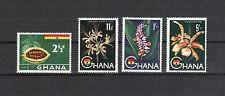 Ghana Michelnummer  aus 48 - 60 alle Pflanzen postfrisch  ( Übersee : 761a )