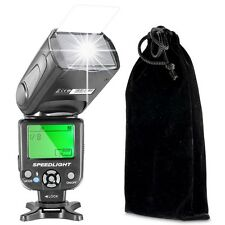 Neewer Nw-561 Flash Speedlite for Nikon Canon Pentax Olympus SLR Camera D7200