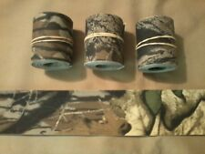 "Vintage Camo Tape, Original Mossy Oak Break-Up, 3 rolls of 2"" x10', bulk, USA"