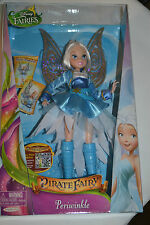 2014 DISNEY FAIRIES THE PIRATE FAIRY - PERIWINKLE NEW