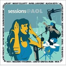 Sessions @ AOL by Various Artists (CD, Oct-2003, Atlantic (Label))