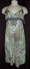 $875 NWT M Missoni Printed Silk Dress 44/8