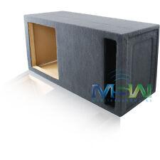 "3 CU. FT. 15"" VENTED ENCLOSURE BOX for KICKER® S15L7 S15L5 S15L3 - TUNED @ 35Hz"