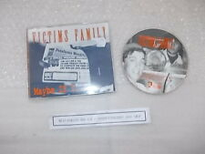 CD PUNK Victims Family-maybe if I.... (3) canzone MCD/konkurrell