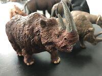 Lof Of Prehistoric Mammals Collecta Safari Ltd. Papo Wooly Rhino