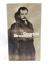 Coffret 13 CD Georges Brassens La Mauvaise réputation