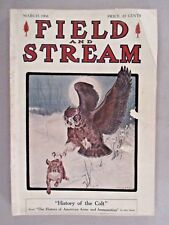 Field & Stream Magazine - March, 1908 ~~ Field and Stream