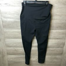 Zella Womens Size Medium Black Live in Pocket 7/8 Maternity Leggings NWOT
