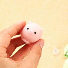Soft Kawaii Pig Ball Squishy Healing Squeeze Fun Kid Toy Gift Stress Reliever #4