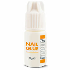 1 x il bordo NAIL TIP COLLA 3g super forte colla FALSE unghie TIP