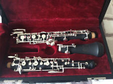 Great advanced oboe Sound C key semiautomatic composite wood oboe
