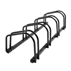 4 Bikes Stand Bicycle Bike Rack Floor Parking Instant Storage Cycling Portable