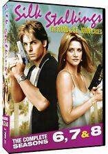 NEW Silk Stalkings Complete Seasons 6, 7 & 8 (DVD)