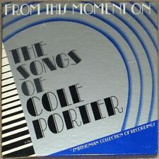 FROM THIS MOMENT ON ~ THE SONGS OF COLE PORTER ~ 4 CD BOXED SET + BOOKLET