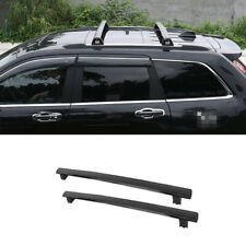 For Jeep Grand Cherokee 2011-2020 Aluminum Alloy 2pcs Roof Cargo Rack Cross Bars