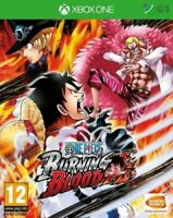 One Piece Burning Blood Xbox One BRAND NEW SEALED